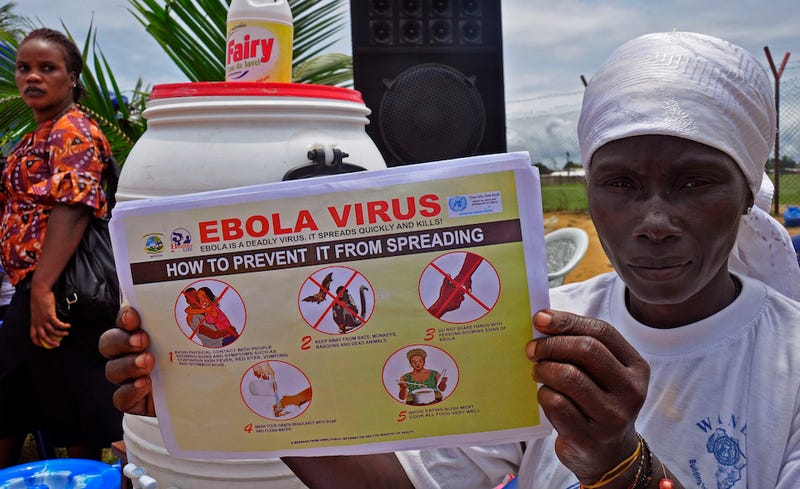 Kenyan Officials Close Borders to Travelers from Ebola-Affected States