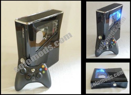 Subtle Xbox 360 Slim Mod Might Be the First