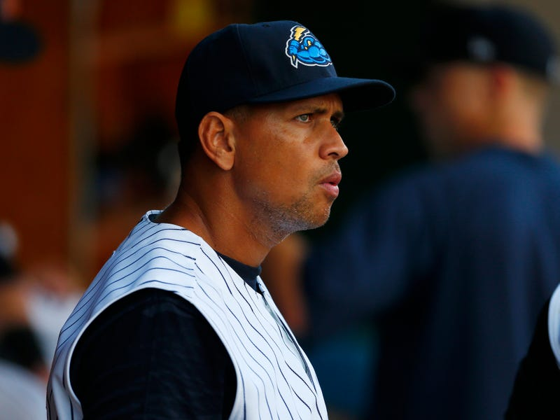 A-Rod Is Negotiating With MLB Or Getting A 214-Game Ban. Who Knows?