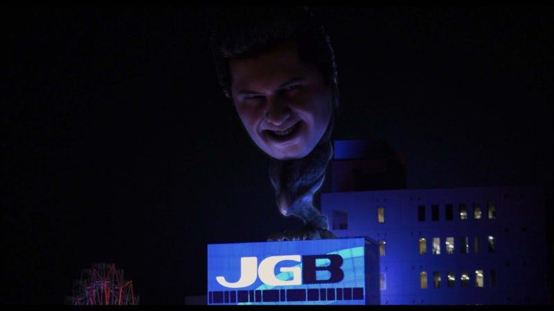 The Weirdest Monster From Japan's New Giant-Superhero Movie