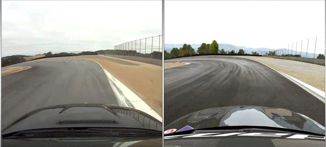 This Racing Video Game's Graphics Look More Real Than Real Life