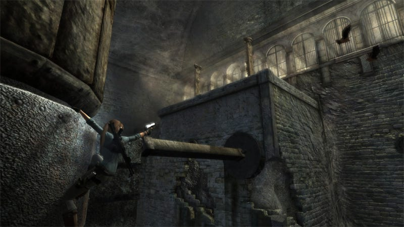 First Tomb Raider: Underworld DLC Coming February 10th