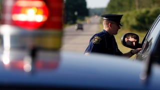 Michigan State Police Lieutenant Denies 'Speed Kills' Myth