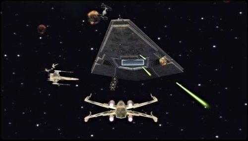Star Wars Battlefront: Elite Squadron Preview: I'm A Total Space Case