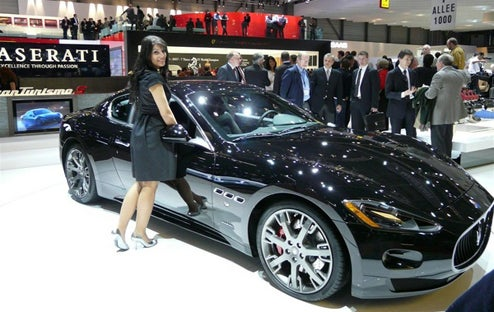 Women Turned On By Exotic Cars According To Questionable Science