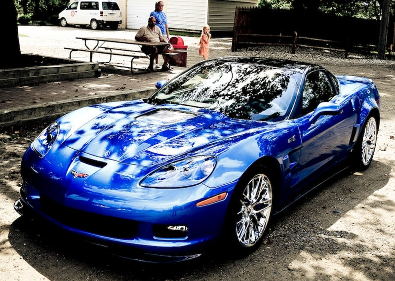 2009 Corvette ZR1: First Drive