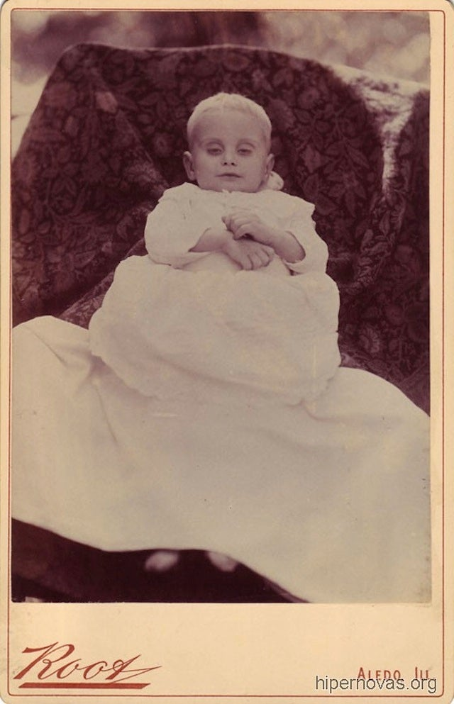 The Strangest Tradition of the Victorian Era: Post-Mortem Photography