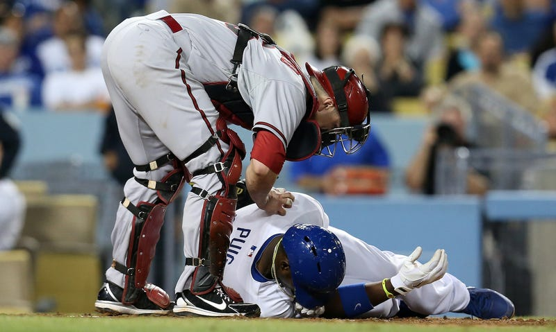 Arizona Radio Host Advocates Beaning Yasiel Puig
