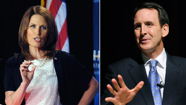 """Pawlenty Aide Apologizes For Crack About Bachmann's """"Sex Appeal"""""""
