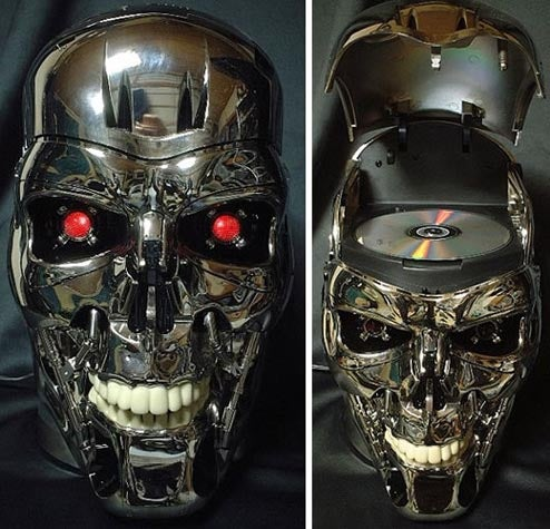 Dead Terminator Turned Into DVD Player Is Ultimate Insult to Skynet