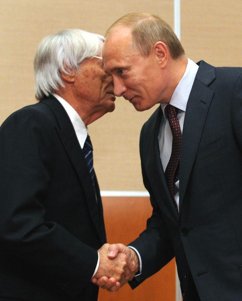 Who Should Replace Bernie Ecclestone?