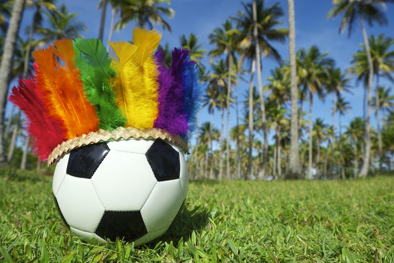Soccer is Apparently Part of Gay Agenda Because of Colored Shoes