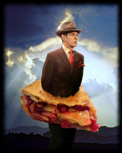 Nimoy Sunset Pie