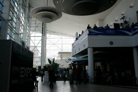 We're at CEDIA 2007: Rating the Show Floor