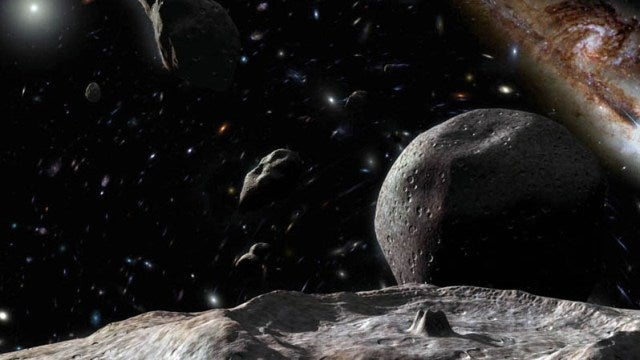The search is on for a giant tenth planet hidden in the Oort Cloud