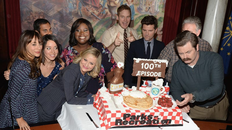 Watch the Cast of Parks and Rec Talk About Their Favorite Episodes
