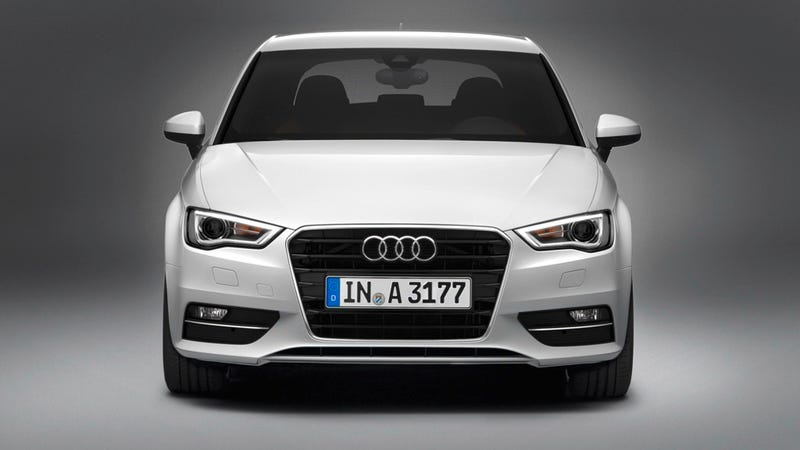 2013 Audi A3: Germany's Got Talent