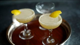 A Simple Fix: Perfect the Classic Sidecar with a Sweet Addition