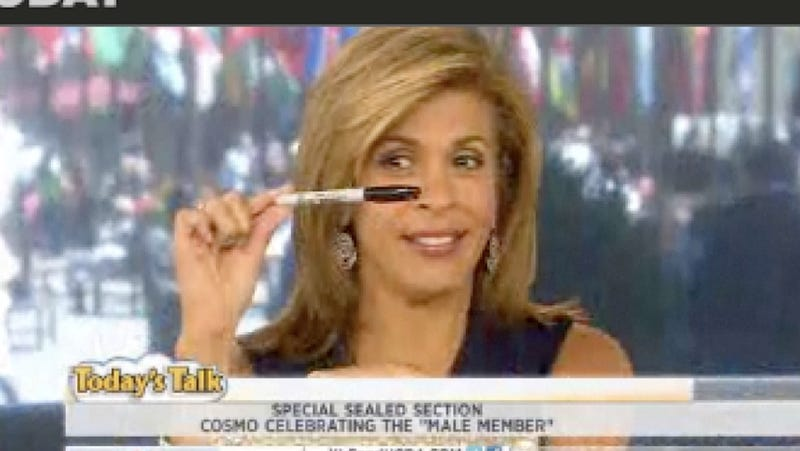 Hoda and Kathie Lee Get Wasted and Talk About Penises on Today