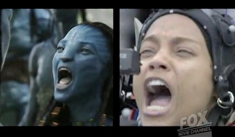 10 Minutes Of New Footage Compares Actor To Avatar