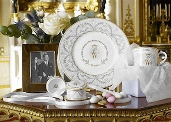 Official Royal Wedding China Now On Sale, Accept No Imitations