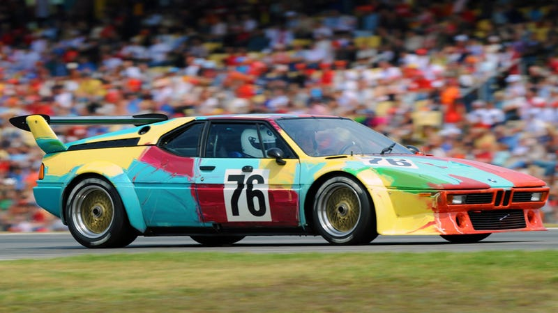 The ten greatest car artists of all time