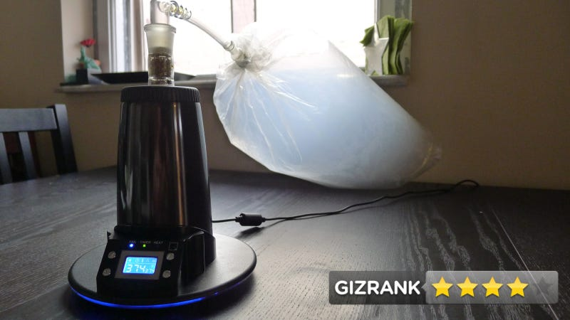 Arizer Extreme Q Vaporizer Review: Bargain Take on a Great Vape