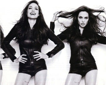 Opinion: Angelina Jolie's Inner Thigh Tattoo Is The Most Important Mystery Of Our Time