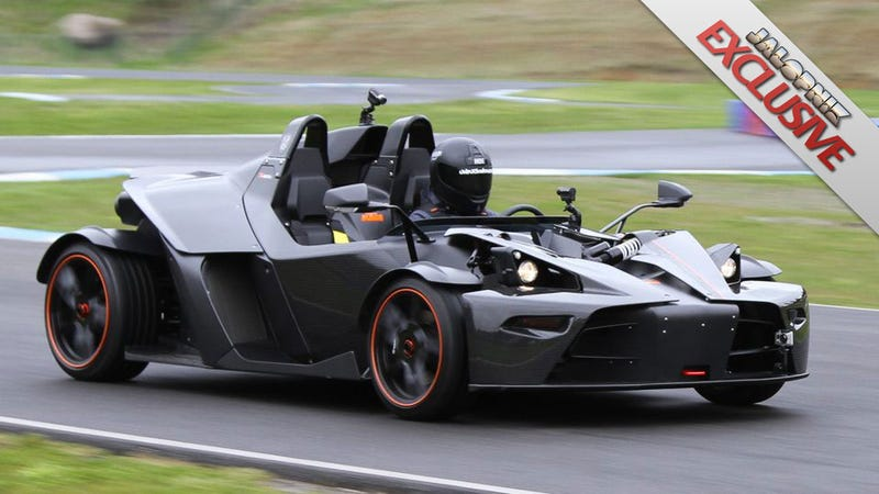 KTM X-Bow vs. Ariel Atom 2: First Drive