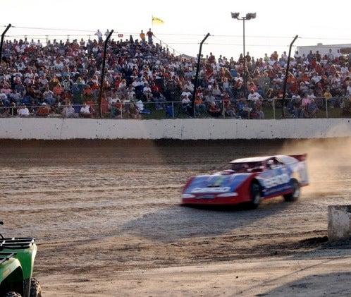 Tony Stewart Wins Prelude To The Dream At Eldora Speedway