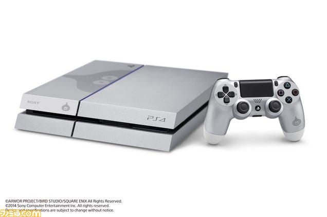 ������� Sony PlayStation 4 : Dragon Quest Metallic Slime Edition