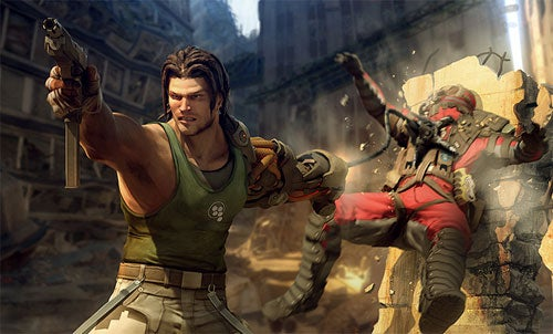 Bionic Commando, Lost Planet Comic Books Comin'