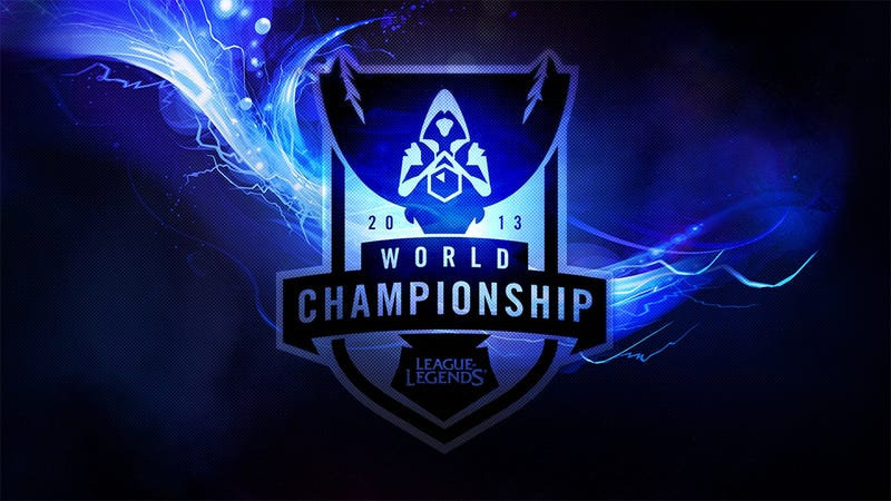 Watch The League Of Legends 2013 World Championship Here