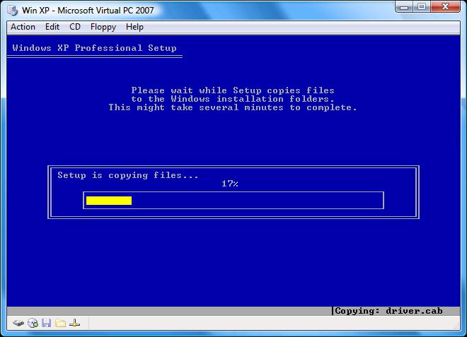 Geek to Live: Run Windows XP inside Vista with Virtual PC