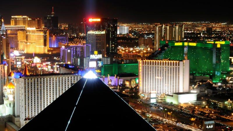 Las Vegas Gun Battle Between Maserati And SUV Leaves Three Dead