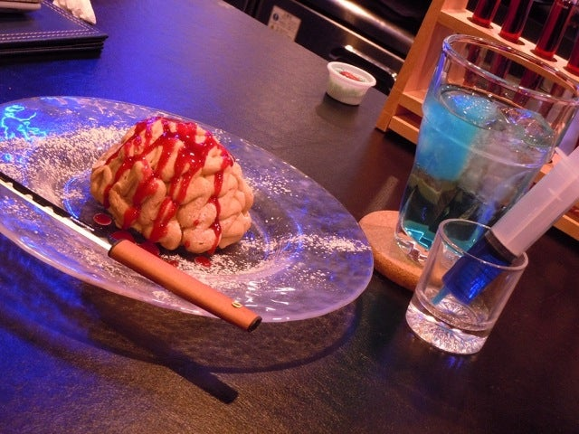 Tokyo's Most Unusual Restaurants Offer More Than Food