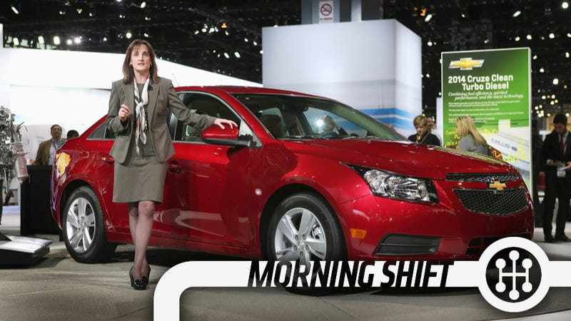 The Chevy Cruze Diesel Is Your 46 MPG Fuel Economy Champ