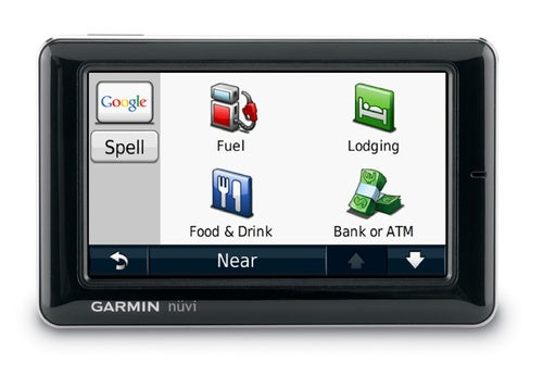 Garmin nüvi 1690 GPS Gives You Google on the Go (for Two Years)