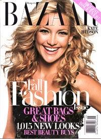 'Harper's Bazaar' Pushes $270, Hot-Pink Calfskin Bible
