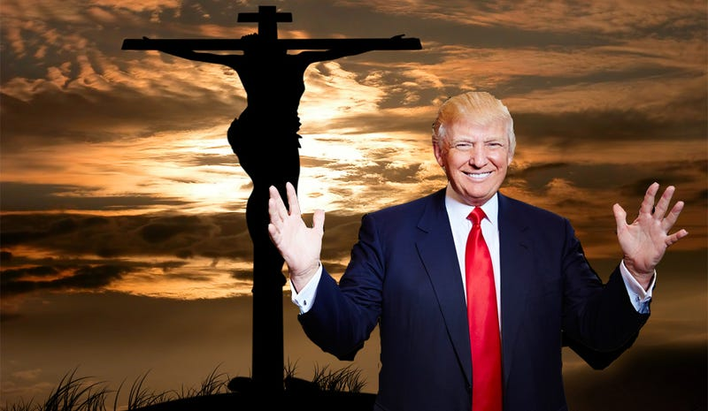 "Thanks to Donald Trump, ""Christian Evangelical"" Is Now an Empty Phrase"