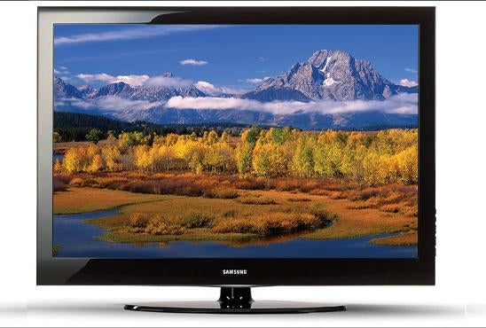 Samsung's Lowly LCD Line for 2008: 720p Series 4 and 1080p Series 5