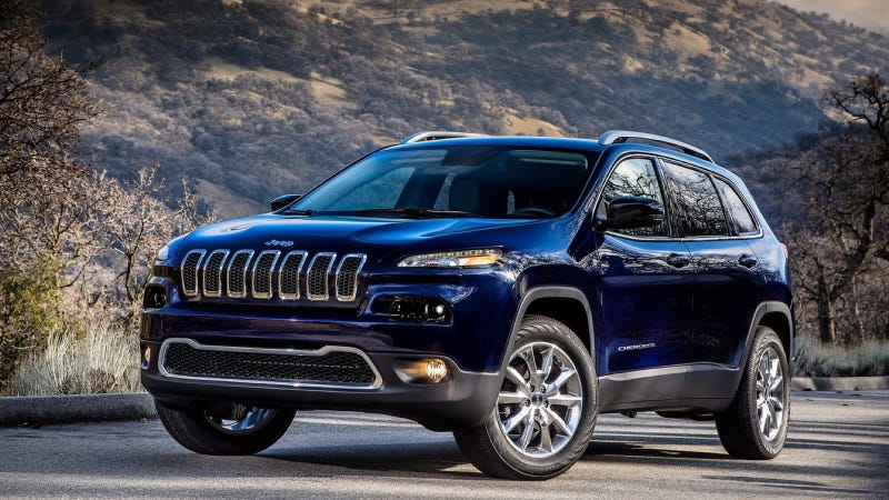19,000 Jeep Cherokees Have Been Built And Not One Is For Sale