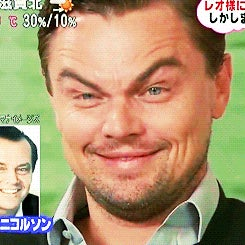 Asked to Do a Celebrity Impression, Leonardo DiCaprio Shows Off His 'Jack Nicholson Eyebrows'