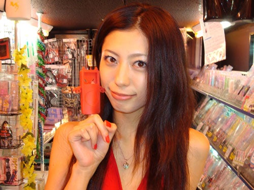 Japan's Western-Game Loving Porn Star Pops Up At TGS