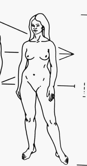 """Study: Men Like Drawings Of """"Average"""" Women"""