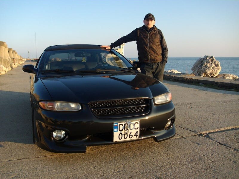 "CarDomaining - ""Улица доверие"" Edition"