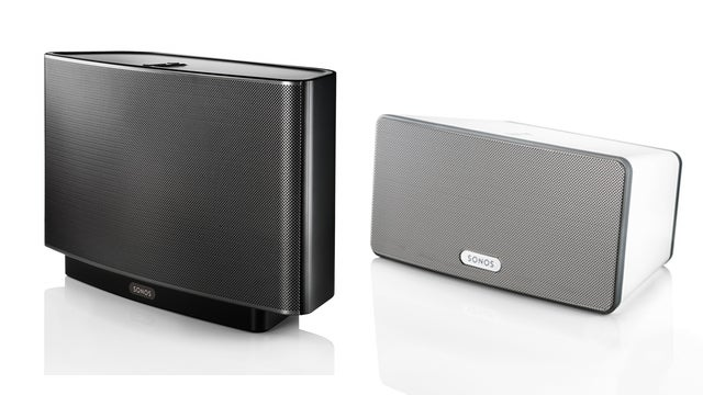 SONOS Speakers with Free Extras, Facial Hair Trimmer, Threes!