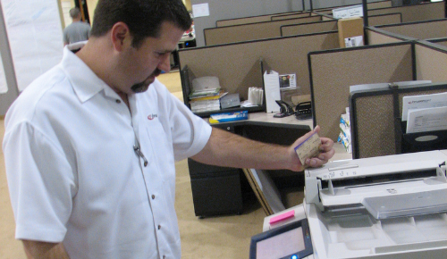 Erase Your Copy Machine's Hard Drive to Wipe Important Documents