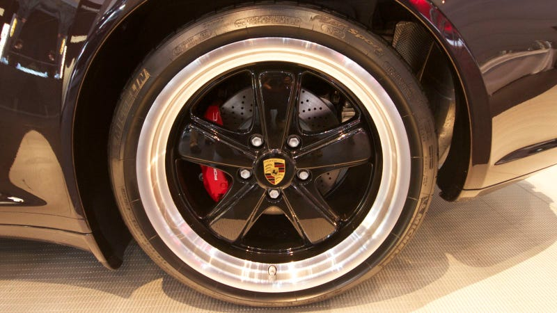Awesome Fuchs-style Porsche wheels cost $6,000