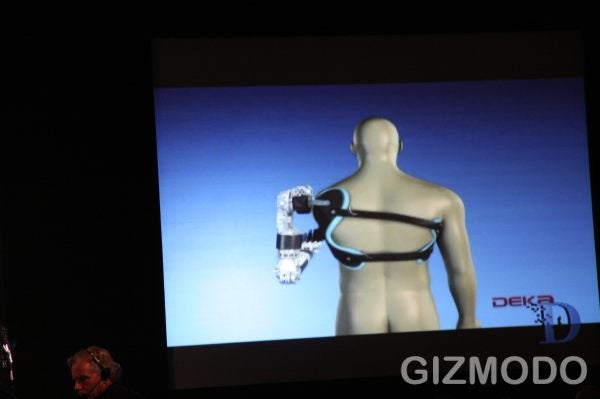 "All Things D: Dean Kamen on His Mind-Controlled Cyborg ""Luke"" Arm"